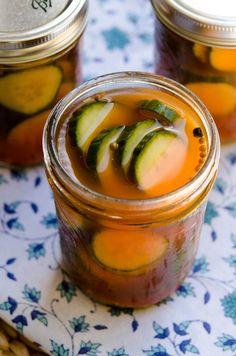valerie s kitchen sriracha refrigerator pickles refrigerator pickles ...