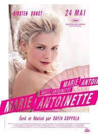 Pay attention! Marie Antoinette has a pair of converse high tops in her closet and all the music is from the 80's.