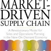 "Book recommendation: Market Driven Supply Chain.   ""Burrows' book examines a subject that many companies tend to overlook; sales and operations planning and how to get those process up to date for today's market."""