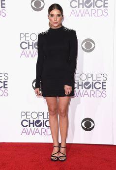 Ashley Benson bei den People's Choice Awards