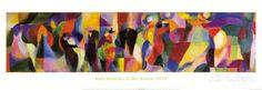 Bal de tango Posters par Sonia Delaunay-Terk sur AllPosters.fr