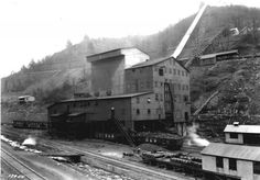Coal Tipple, Ashland Coal & Coke Co; Ashland, West Virginia, December 1930.
