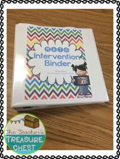 Math Intervention Made EASY!