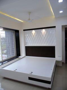 Indian Bedroom Design, Bedroom Door Design, Bedroom False Ceiling Design, Master Bedroom Interior, Bedroom Furniture Design, Home Room Design, Bed Furniture, Modern Bedroom, Kitchen Design