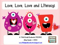 Classroom Freebies Too: Valentine's Day: Mystery Word and Mystery Phrase FREEBIE!