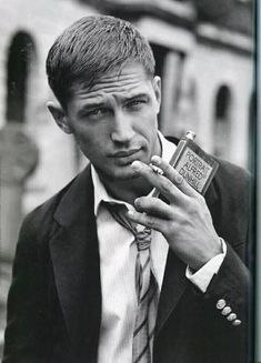 Tom Hardy - British Actor