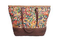 【カゴバッグ】かごバッグ デザインバッグ ハンドバッグ 手提げ 網目 レトロ 和風 カラフル 春夏 アウトドア BAG-11 - http://ladysfashion.click/items/122448