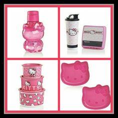 Hello Kitty Tupperware  Shop @ www.dianacastillo.my.tupperware.com