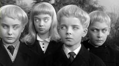 20 Horror Movies (including Village of the Damned)