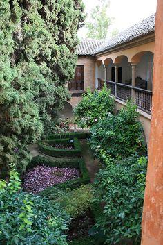 Tres días por Granada  Alhambra