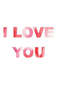 Just you. Only you.