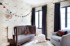 Rustic California Home – The Nursery