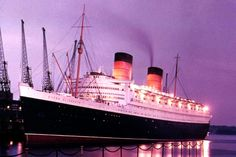 RMS Queen Elizabeth - 1939 - Page Two