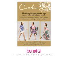 Publicidade Candia
