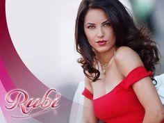 Barbara Mori as Rubi (a 2004 Telenovela)