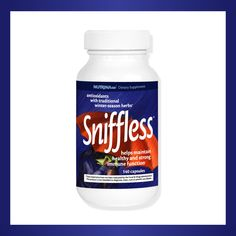 Nutrina Sniffless Immune Support