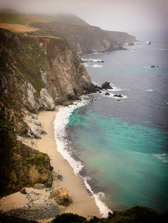 Monterey & Big Sur - Landscapes you can see this when you drive highway 1 down the California coast