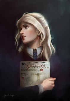 Read Luna Lovegood from the story Fɑnɑrt's Hɑrry Potter [Concluída] by Annikky (𝐀𝐧𝐚) with reads. Harry Potter Anime, Arte Do Harry Potter, Harry Potter Artwork, Harry Potter Books, Harry Potter Universal, Harry Potter World, Luna Lovegood, Drarry, Ravenclaw