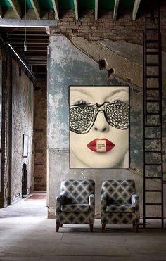 gabs — fashionablyaspen: Chantal Leger Art