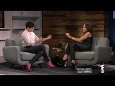 """Ginny Goodwin on """"Love You, Mean It with Whitney Cummings"""""""