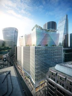 10 Fenchurch Avenue - New London Development