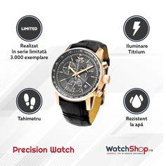 Potrivit unui stil casual-sport, Gaz-14 LIMOUSINE de la Vostok-Europe aduce în prim-plan mixul dintre beneficiile tehnologiei moderne și stilul consacrat al unui ceas eminamente rusesc, realizat în ediție limitată. Europe News, Watches, Casual, Accessories, Europe, Automobile, Wristwatches, Clocks, Random
