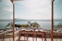 Casa Design Tradicional, Location Villa, Santa Teresa, Famous Architects, Marble Fireplaces, Best Resorts, Mediterranean Homes, Large Windows, House Rooms