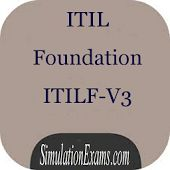 For Free ITIL Foundation V3 practice questions android app visit: https://play.google.com/store/apps/details?id=com.anandsoft.itilf