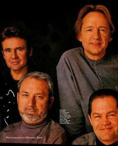 Davy Jones, Peter Tork, Mike Nesmith, Micky Dolenz (The Monkees)