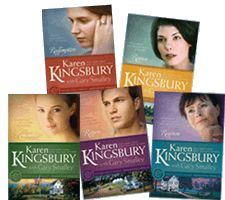 The Redemption Series by Karen Kingsbury with Gary Smalley