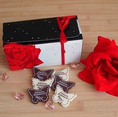 marturii fluturi, din ciocolata personalizata Gift Wrapping, Gifts, Gift Wrapping Paper, Presents, Wrapping Gifts, Favors, Gift Packaging, Gift