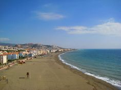 Residents in this Costa del Sol neighbourhood were given to spend—here's what they came up with. - Olive Press News Spain Malaga Beach, Olive Press, New Spain, Andalusia Spain, Most Visited, Trees To Plant, The Neighbourhood, Coast, Water