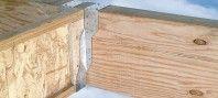Etriers pour bois composite - Connexions pour assemblage des charpentes bois - Simpson Strong-Tie®
