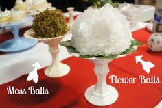 dollar store centerpieces | Dollar Store Wedding Centerpieces #dollarstorecrafts