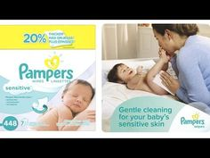 Top 5 Best Pampers Sensitive Wipes 7x Box 448 Count  Reviews  2016   Che...