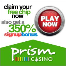 Exclusive No Deposit Bonuses by Prism CasinoPrism Casino offers two money-spinning No Deposit Bonuses worth $50 for its players.