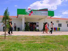 Para o prefeito Germano Cunha, a inauguração da unidade de saúde não vai apenas beneficiar cidades da região, a exemplo de São José do Brejo do Cruz e Brejo ..