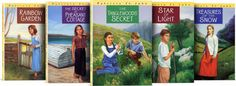 Good little girl read alouds. Patricia St. John Books:  Treasures of the Snow  The Tanglewoods Secret  Rainbow Garden  Star of Light  The Secret at Pheasant Cottage