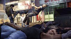 Wei Shen / Sleeping Dogs #SleepingDogs  #Accionn #Aventura  #Shooter #UnitedFrontGames #SquareEnix #HongKong #WeiShen #Triadas #Triada #Gangsters #Mafia #Sandbox