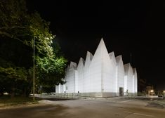 Szczecin Philharmonic Hall for the coastal city of Szczecin