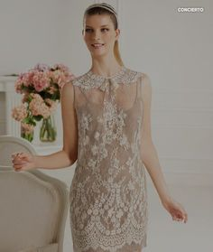 PRONOVIAS BARCELONA 2013 short collection cocktail dresses robe de cocktail 1