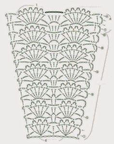 Блог о вязании крючком и спицами. Модели, описания и схемы вязания для детей