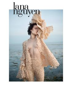 Lana Nguyen Premium ss18 campaign by Kasia Bielska