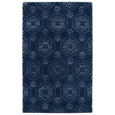 Found it at Joss & Main - Denise Rug in Navy