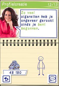Stoppen met roken iPhone Allen Carr http://snelafvallenin2015.nl/Stoppenmetrokenmethode