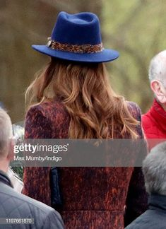 Catherine, Duchess of Cambridge attends Sunday service at the Church of St Mary Magdalene on the Sandringham estate on January 2020 in King's Lynn, England. Get premium, high resolution news photos at Getty Images Duke And Duchess, Duchess Of Cambridge, Royal Christmas, British Family, Elegant Couple, Mary Magdalene, She Is Gorgeous, Queen Elizabeth Ii, Girl Crushes