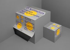 iit architecture chicago - lecture poster 2013