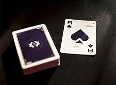 Ultraviolet Playing Cards - make poker night legit