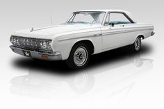 1964 Plymouth Sport Fury Worlds Finest Restored Sport Fury 383 320 HP V8 Hurst A833 4 Speed 3.55 Posi - See more at: http://www.rkmotorscharlotte.com/sales/inventory/new_arrival#!/1964-Plymouth-Sport-Fury/135348/325196