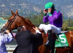 Take an AMAZING Virtual Ride on Kentucky Derby Contender, California Chrome « HORSE NATION  By far one of the best helmet Go Pro rides you'll ever see!